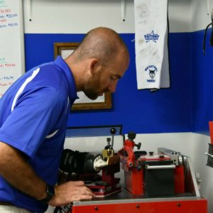 PPS Skate Sharpening