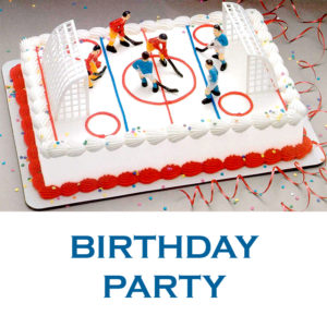 Power Play Sports Birthday Party